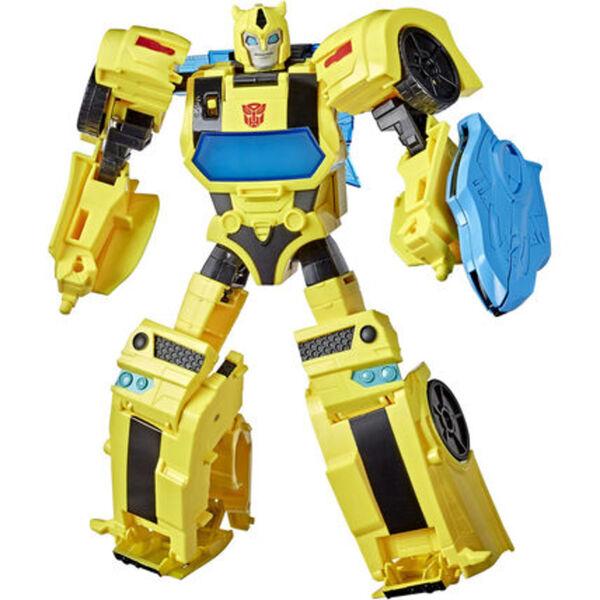 "Genius Transformers Bumblebee - Cyberverse Adventures: Battle Call, Officer-Klasse ""Bumblebee"""