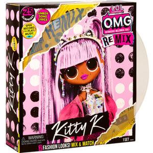 "L.O.L. Surprise OMG Remix-Doll ""Kitty K"""