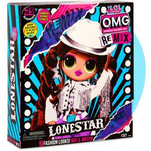 """L.O.L. Surprise OMG Remix-Doll """"Lonestar"""""""