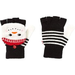 Capelli Handschuhe, Flip-Top, Weihnachtsdesign