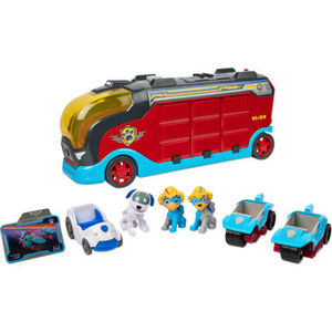 "Spin Master Paw Patrol - Mighty Pups Super Paws ""Mighty Cruiser"", mit 3 Fahrzeugen"