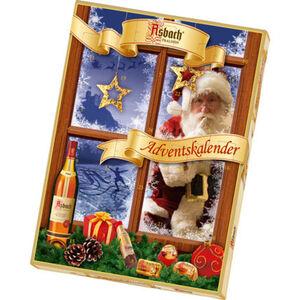 Asbach Adventskalender Pralinen, 260 g