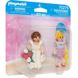 """PLAYMOBIL® Princess - Duo Pack - """"Prinzessin und Schneiderin"""" 70275"""