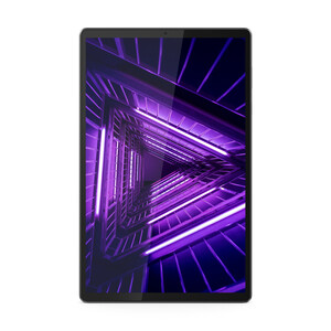 Lenovo Tab M10 TB-X606F platinum grey Tablet (10,3 Zoll (1920x1200) IPS, 2,3 GHz OC, 2 GB, 32 GB, Android 9.0, ZA5T0223SE)