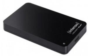 INTENSO Memory Play 2,5' USB3.0 1000GB inkl. TV-Halterung externe HDD Festplatte