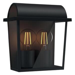 Philips Mygarden außenwandleuchte schwarz , 1723530Pn Harvest , Metall , 20.8x22.9x12..7 cm , 003667027501
