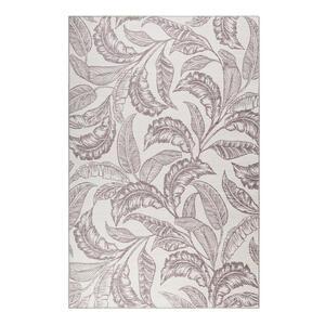 Esprit Webteppich 240/290 cm taupe, beige , Mozambique Palm , Textil , Abstraktes , 240x290 cm , für Fußbodenheizung geeignet, in verschiedenen Größen erhältlich, lichtunempfindlich, pflegeleich