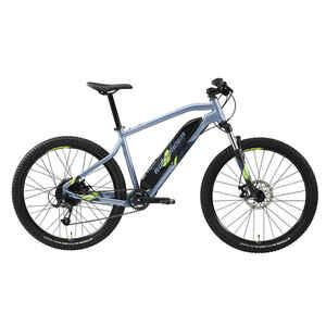 E-Mountainbike E-ST 100 27,5 Zoll blau