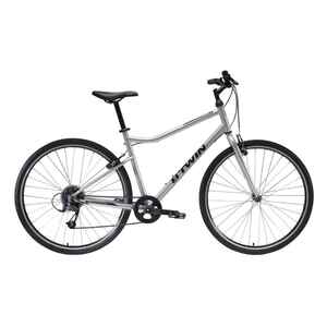 Cross Bike 28 Zoll Riverside 120 grau