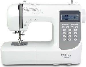 Carina Nähmaschine Diamond, 197 Programme, 197 Stichprogramme, mit Zubehör