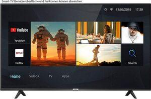 TCL 50P611 LED-Fernseher (126 cm/50 Zoll, 4K Ultra HD, Smart-TV)