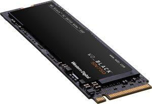 WD_Black »BLACK SN750 NVMe« Gaming-SSD (250 GB) 3100 MB/S Lesegeschwindigkeit, 1600 MB/S Schreibgeschwindigkeit)