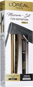 L'ORÉAL PARIS Make-up Set »Glamour-Look: Volume Million Lashes + Superliner Le Khôl Mini«, 2-tlg.