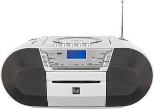 Dual »DAB-P 200« CD-Player (Digitalradio (DAB)