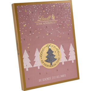 Lindt Adventskalender Filz Edition, 275 g, sortiert