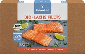 followfish Lachsfilets