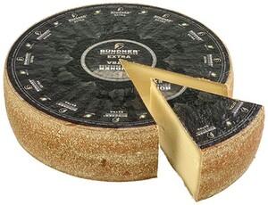 Schweizer Käsespezialitäten Bündner echter Bergkäse Extra