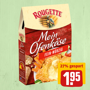 Rougette Mein Ofenkäse