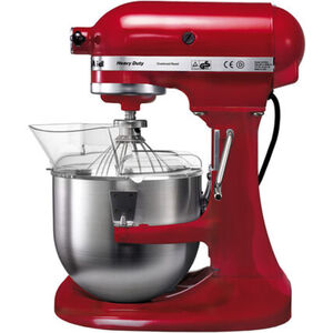 Kitchenaid Küchenmaschine Heavy Duty 5KPM5EER, empire red