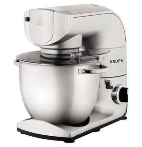 Krups Küchenmaschine KA402D, alu/guss
