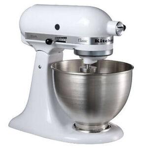 Kitchenaid Küchenmaschine Classic 5K45SSEWH, weiß