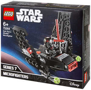 LEGO STAR WARS  						Bauset 75264 »Kylo Ren's Shuttle Microfighter«