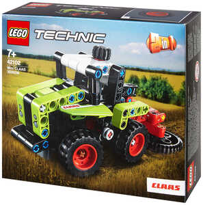 LEGO TECHNIC  						Bauset 42102 »Mini CLAAS XERION«