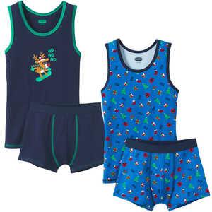 HIP&HOPPS®  Kinder-Unterwäsche-Set