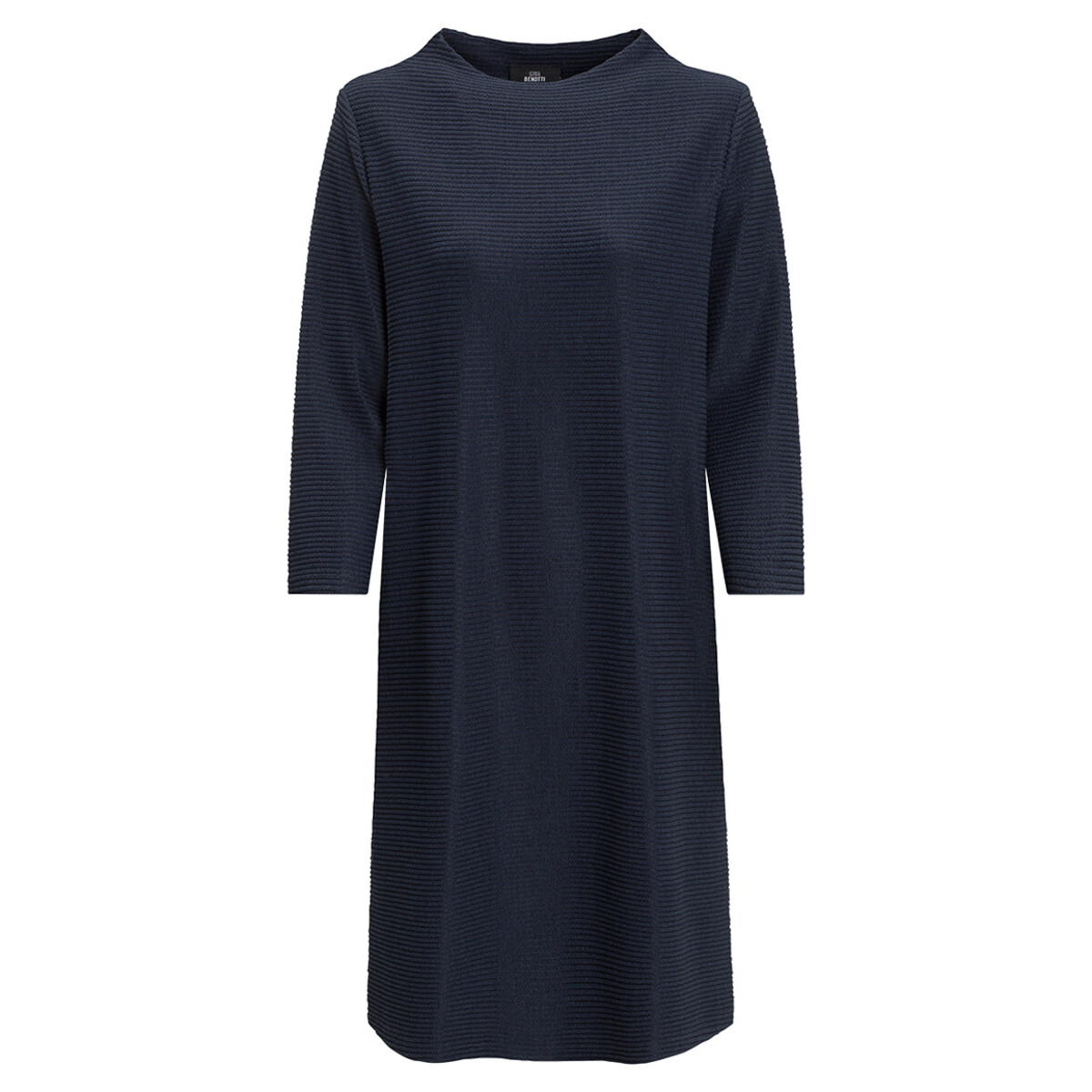 Bild 1 von Damen Kleid mit Querrippen