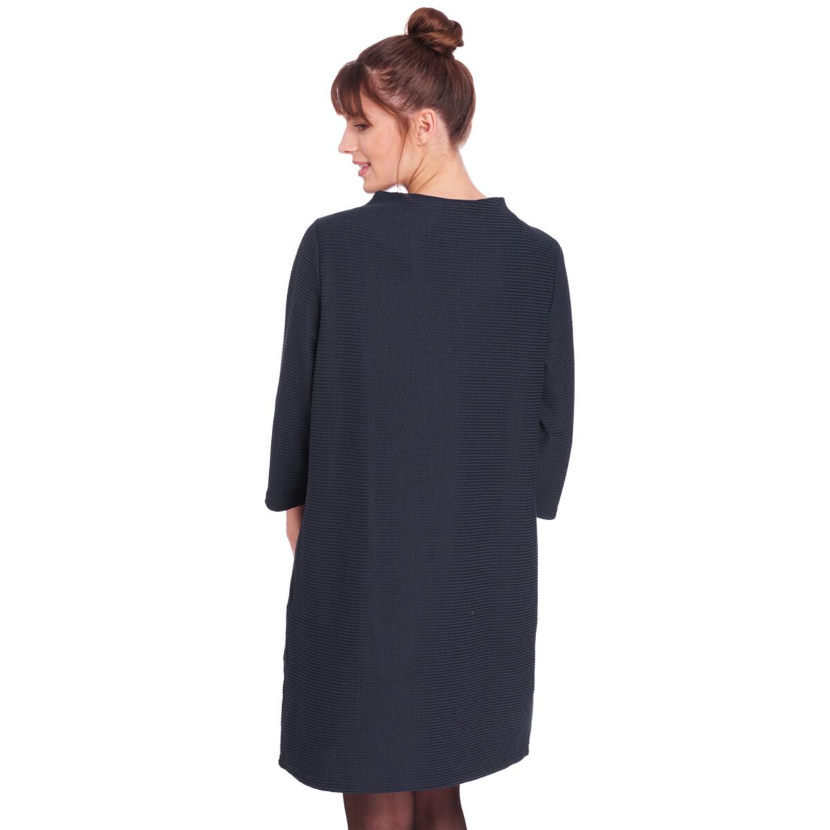 Bild 3 von Damen Kleid mit Querrippen