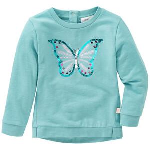 Baby Sweatshirt mit Schmetterlings-Motiv