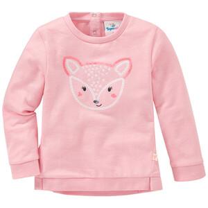 Baby Sweatshirt mit Reh-Motiv