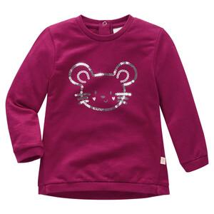 Baby Sweatshirt mit Pailletten-Motiv
