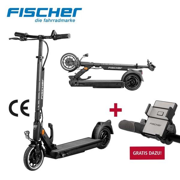 E-Scooter IOCO 2.0 - Motor: 350 Watt - Li-Ionen-Akku 36 V/5,2 Ah - Reichweite: bis zu 20 km - max. Geschwindigkeit: ca. 20 km/h - max. Nutzergewicht: ca. 106 kg - Trommelbremse vorne   Rücktrittbrem