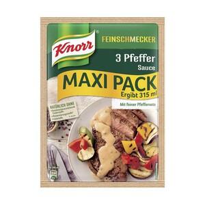 Knorr Feinschmecker Saucen Maxi Pack jeder 45-/50-g-Beutel und weitere Sorten