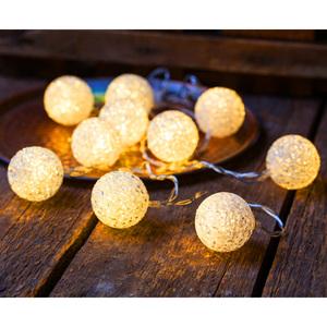 I-Glow Lichterkette mit Ornamenten