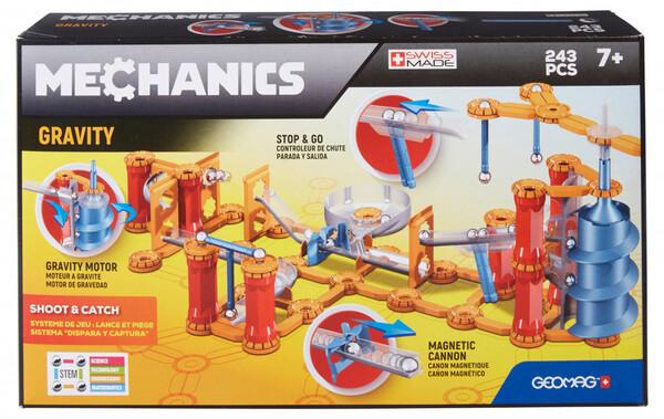 Geomag Mechanics Shoot & Catch