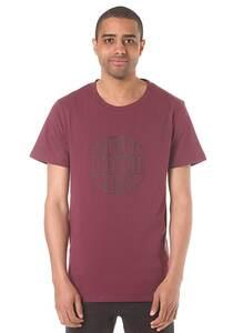 Light Salty - T-Shirt für Herren - Rot