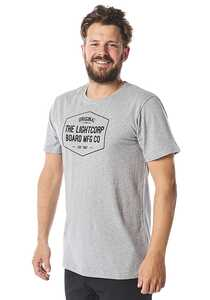Light Ori - T-Shirt für Herren - Grau