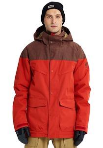 Burton Breach - Snowboardjacke für Herren - Rot
