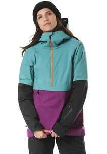 Burton AK Gore Kimmy 2L - Snowboardjacke für Damen - Blau