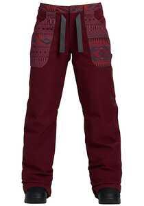 Burton Veazie - Snowboardhose für Damen - Rot