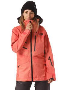 THE NORTH FACE Brigandine - Skijacke für Damen - Orange