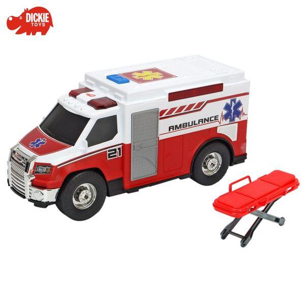 Dickie Toys Ambulanzfahrzeug