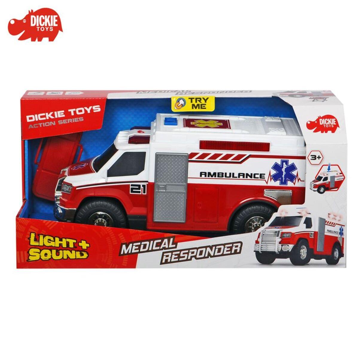 Bild 2 von Dickie Toys Ambulanzfahrzeug
