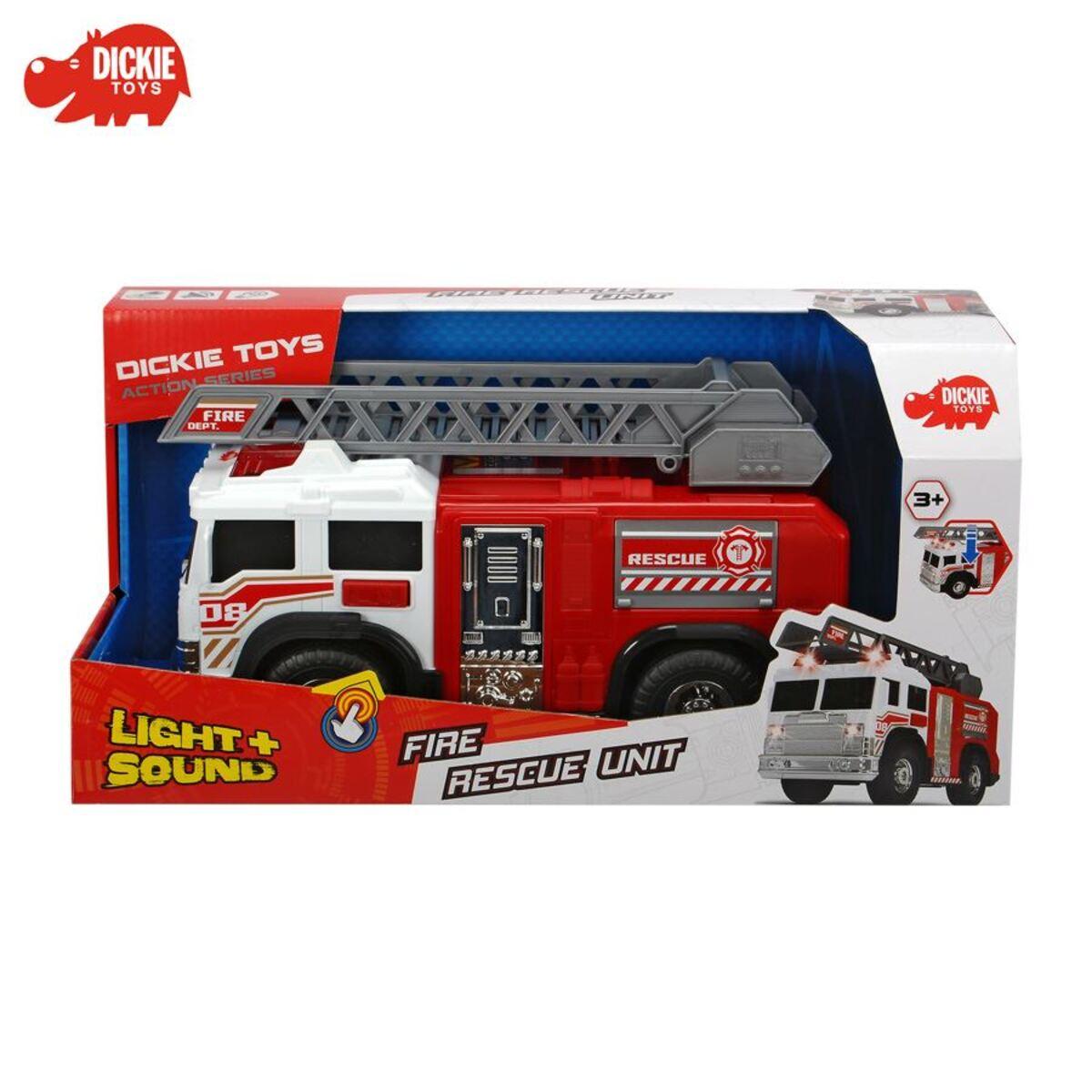 Bild 2 von Dickie Toys Fire Rescue Unit Feuerwehrauto