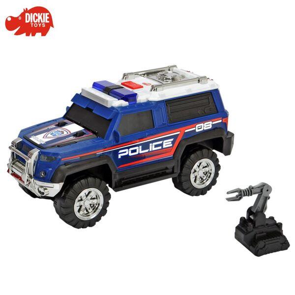 Dickie Toys Polizeifahrzeug SUV