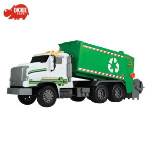 Dickie Toys Riesiger Müllwagen
