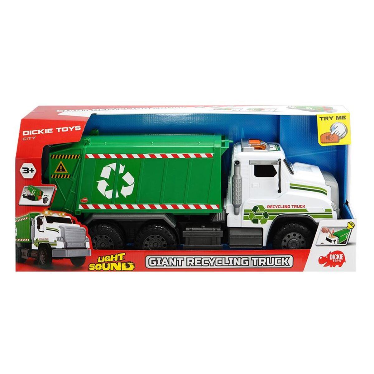 Bild 3 von Dickie Toys Riesiger Müllwagen