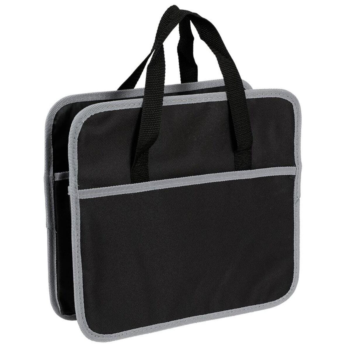 Bild 4 von Kofferraumtasche mit 2 Fächern Schwarz